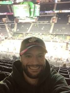wilfredo attended University of Oregon Ducks vs. University of Colorado Buffaloes - NCAA Men's Basketball on Feb 13th 2020 via VetTix
