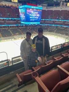 bob attended Anaheim Ducks vs. Calgary Flames - NHL on Feb 13th 2020 via VetTix