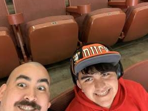 Aaron attended Anaheim Ducks vs. Calgary Flames - NHL on Feb 13th 2020 via VetTix