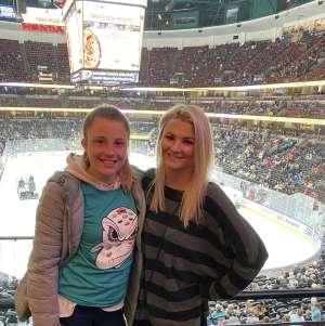 Jerrica attended Anaheim Ducks vs. Calgary Flames - NHL on Feb 13th 2020 via VetTix