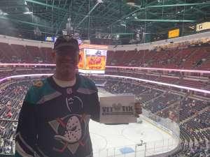 Peter attended Anaheim Ducks vs. Calgary Flames - NHL on Feb 13th 2020 via VetTix