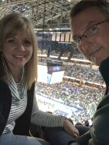 Troy attended Indiana Pacers vs. Milwaukee Bucks on Feb 12th 2020 via VetTix