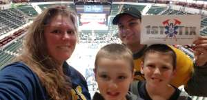 Click To Read More Feedback from Indiana Pacers vs. Milwaukee Bucks