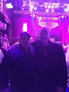 James Tunnell  attended Turn It Up Tribute Series! Kid Rock Tribute Feat. Kid Kentucky on Feb 29th 2020 via VetTix
