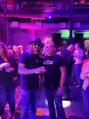 jack attended Turn It Up Tribute Series! Kid Rock Tribute Feat. Kid Kentucky on Feb 29th 2020 via VetTix