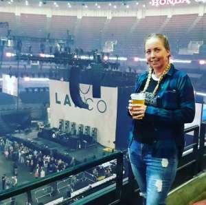 Aurea attended Miranda Lambert: Wildcard Tour 2020 on Feb 20th 2020 via VetTix