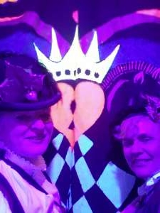 Dixie attended Mad Hatter's Ball: We're All Mad Here on Feb 22nd 2020 via VetTix