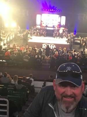 Kevin M attended Ring of Honor Wrestling on Feb 29th 2020 via VetTix