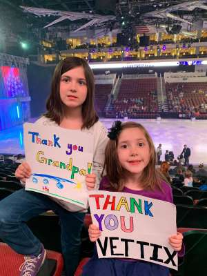 Click To Read More Feedback from Disney on Ice: Celebrate Memories