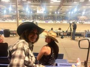 Grant attended 67th Annual Parada Del Sol Rodeo on Mar 5th 2020 via VetTix
