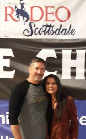 Joe attended 67th Annual Parada Del Sol Rodeo on Mar 5th 2020 via VetTix