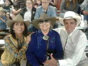 Alicia Bella attended 67th Annual Parada Del Sol Rodeo on Mar 5th 2020 via VetTix