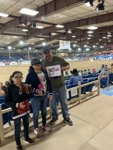 Jose attended 67th Annual Parada Del Sol Rodeo on Mar 5th 2020 via VetTix
