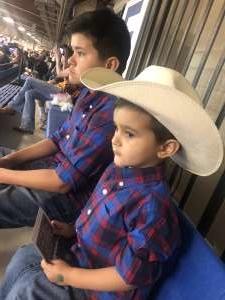Josh  attended 67th Annual Parada Del Sol Rodeo on Mar 5th 2020 via VetTix