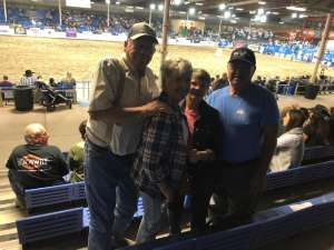 Edward attended 67th Annual Parada Del Sol Rodeo on Mar 5th 2020 via VetTix