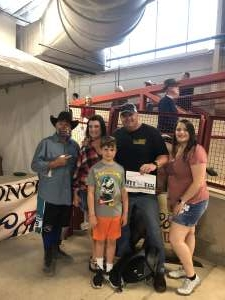 Richard Deane attended 67th Annual Parada Del Sol Rodeo on Mar 8th 2020 via VetTix
