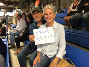 George K. attended 67th Annual Parada Del Sol Rodeo on Mar 8th 2020 via VetTix
