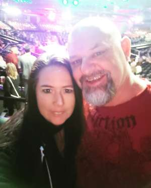 Troy  attended Lou Gramm With Asia on Feb 29th 2020 via VetTix
