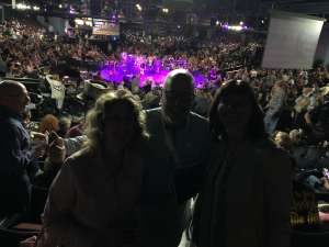 Robert  attended Lou Gramm With Asia on Feb 29th 2020 via VetTix