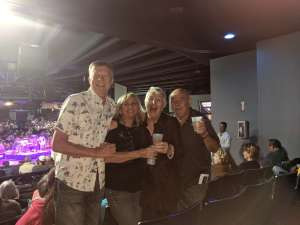 Stephen attended Lou Gramm With Asia on Feb 29th 2020 via VetTix