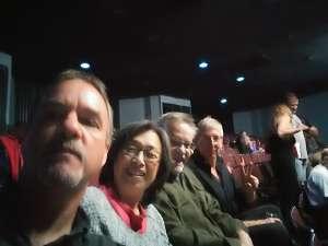 Scott attended Lou Gramm With Asia on Feb 29th 2020 via VetTix