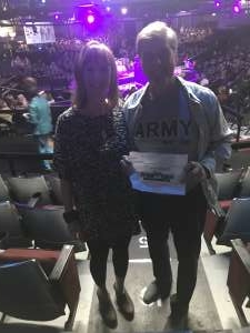 Jerome attended Lou Gramm With Asia on Feb 29th 2020 via VetTix
