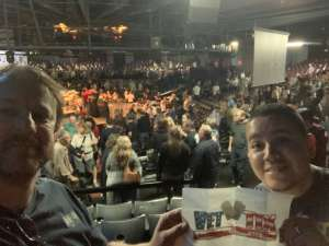 Jim attended Lou Gramm With Asia on Feb 29th 2020 via VetTix