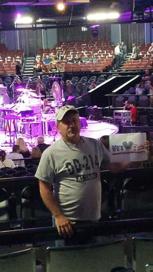 Chris attended Lou Gramm With Asia on Feb 29th 2020 via VetTix