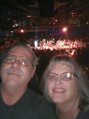 George  attended Lou Gramm With Asia on Feb 29th 2020 via VetTix