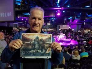 ANTHONYAnwant to thank Celebrity Theather attended Lou Gramm With Asia on Feb 29th 2020 via VetTix