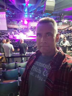 Bill attended Lou Gramm With Asia on Feb 29th 2020 via VetTix