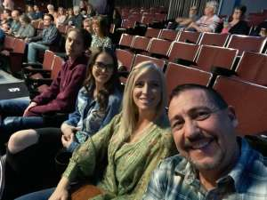 Gustavo Suarez attended Lou Gramm With Asia on Feb 29th 2020 via VetTix