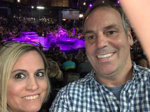 Eric attended Lou Gramm With Asia on Feb 29th 2020 via VetTix