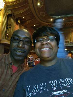 Lisa attended Champions of Magic - 5 World Class Illusionists 1 Incredible Show on Feb 23rd 2020 via VetTix