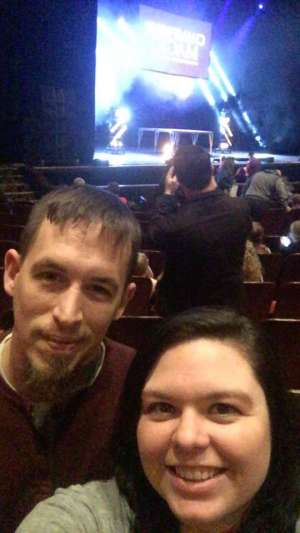 Joshua attended Champions of Magic - 5 World Class Illusionists 1 Incredible Show on Feb 23rd 2020 via VetTix