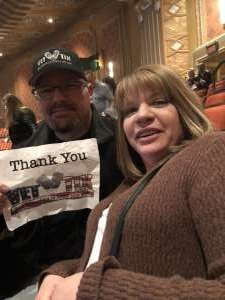 Patrick attended Champions of Magic - 5 World Class Illusionists 1 Incredible Show on Feb 23rd 2020 via VetTix