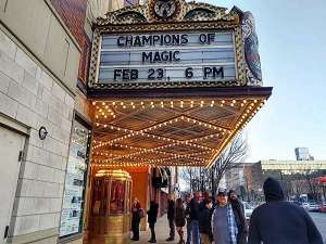 RONALD attended Champions of Magic - 5 World Class Illusionists 1 Incredible Show on Feb 23rd 2020 via VetTix