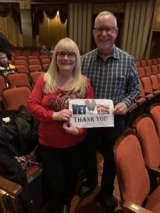 BRUCE attended Champions of Magic - 5 World Class Illusionists 1 Incredible Show on Feb 23rd 2020 via VetTix