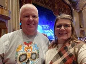 Gregory attended Champions of Magic - 5 World Class Illusionists 1 Incredible Show on Feb 23rd 2020 via VetTix