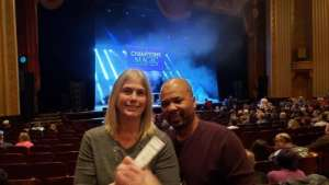 RODNEY attended Champions of Magic - 5 World Class Illusionists 1 Incredible Show on Feb 23rd 2020 via VetTix