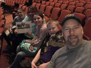 Sean Benson attended Champions of Magic - 5 World Class Illusionists 1 Incredible Show on Feb 23rd 2020 via VetTix
