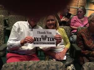 Bill attended All Female Richard II on Feb 28th 2020 via VetTix