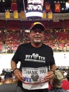 Click To Read More Feedback from Arizona State Sun Devils vs. Washington - NCAA Women's Basketball