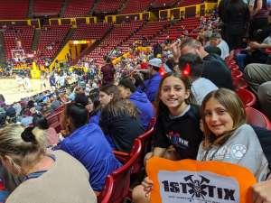 Click To Read More Feedback from Arizona State Sun Devils vs. California - NCAA Women's Basketball