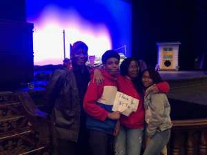 Darryl attended Diary of a Wombat on Mar 14th 2020 via VetTix