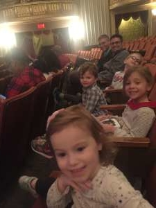 Mark Smith attended Diary of a Wombat on Mar 14th 2020 via VetTix