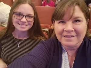 Dianne attended Diary of a Wombat on Mar 14th 2020 via VetTix