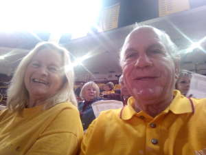 Fred attended Arizona State Sun Devils vs. Stanford - NCAA Women's Basketball on Mar 1st 2020 via VetTix