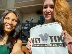 Yvonne attended Music & Mindfulness Series on Feb 22nd 2020 via VetTix