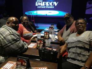 Larry Marsh attended Tempe Improv on Mar 14th 2020 via VetTix
